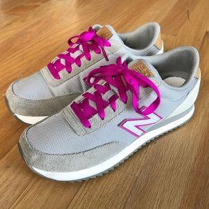 New Balance 501 women's sneaker, 8